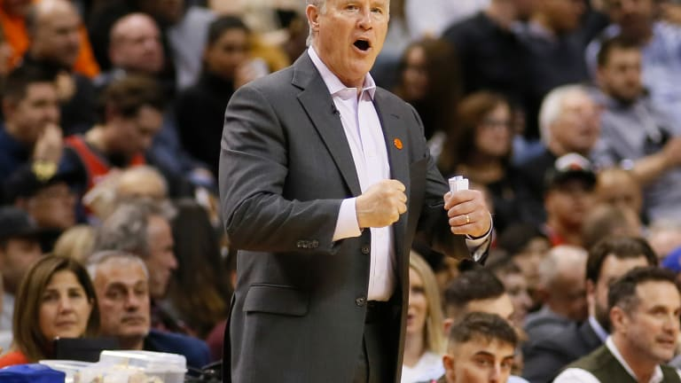 Sixers' Head Coach Brett Brown is Unbothered by Philly Fans Booing Him