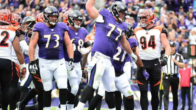 Ravens OL Bradley Bozeman and Wife Nikki Embark on U.S. Tour to Stop Bullying