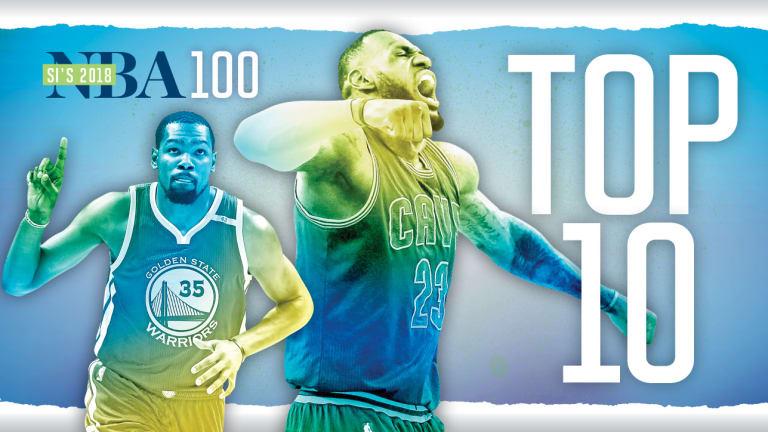 Top 100 NBA Players of 2018: Nos. 10-1