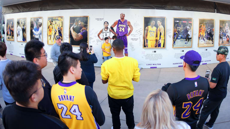 Read Kobe Bryant's Text Message To John Altobelli