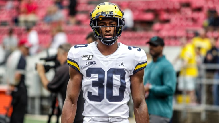 Michigan's Success Could Depend On Sophomore Surge