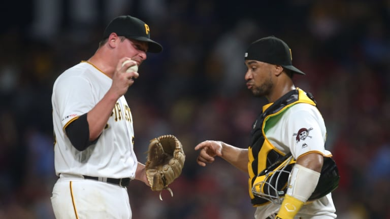 Behind the Numbers: Pirates' Relief Pitchers Edition