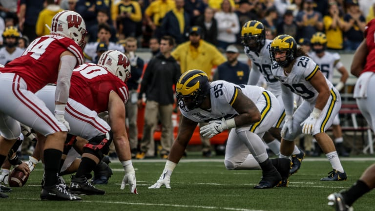 Michigan D-Line In 2020: Will Young Players Provide The Size & Depth Needed?