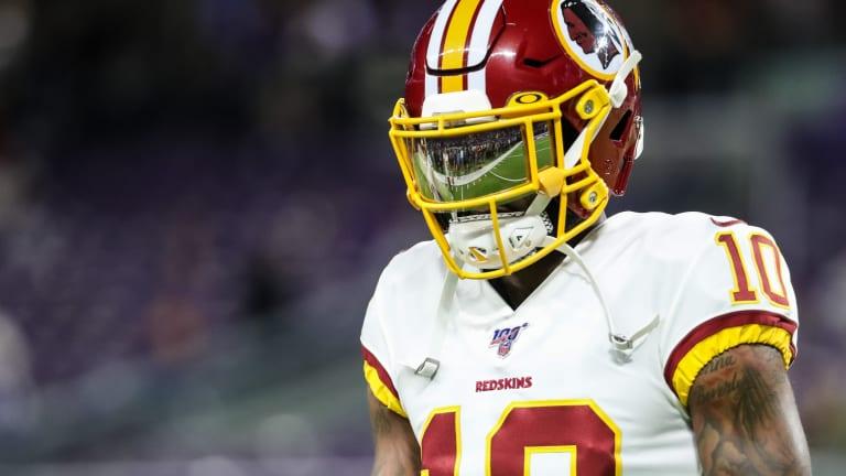 NFL Insider Predicts Broncos to 'Sniff Around' Redskins' Speedster WR Paul Richardson