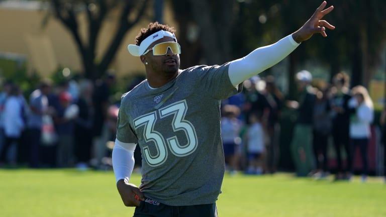 Surprise! New York Jets Safety Jamal Adams Makes PFF Top NFL Players List