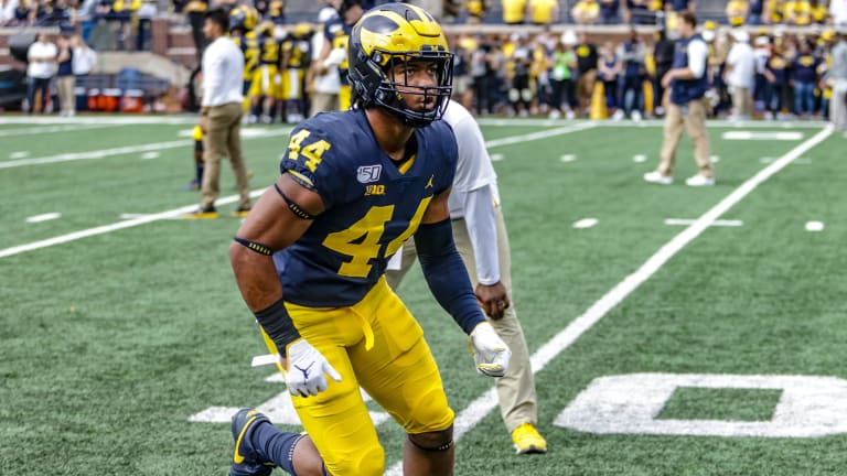 Michigan Linebackers In 2020: Who Will Be McGrone's Supporting Cast?