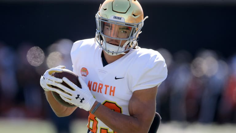 Draft Prospect Profile   WR Chase Claypool, Notre Dame