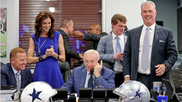 Stars and Second Guesses: Inside the Dallas Draft Room