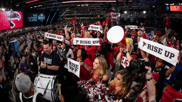 Best Atlanta Falcons all-time draft pick: Defensive Tackle