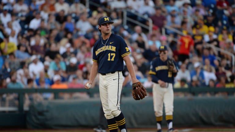 Michigan Baseball Pitching Staff Already Off To A Solid Start