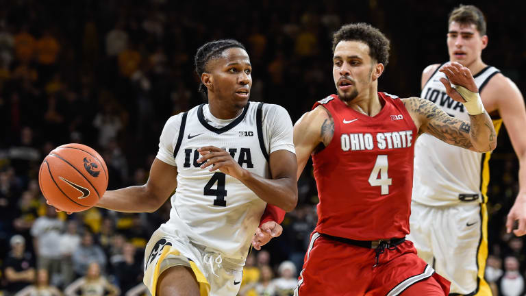 Pemsl, Evelyn Thrive With Opportunity In Win Over Buckeyes