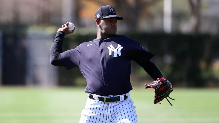Luis Severino's First Live BP Since Tommy John Surgery 'Went Really Well'