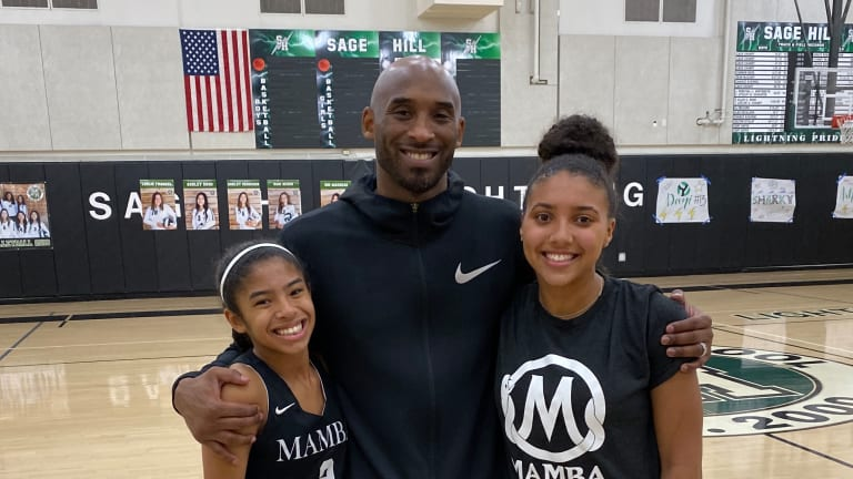 No. 1 Girls Basketball Player Azzi Fudd Writes Heartfelt Open Letter to Her Late Friends Kobe and Gigi Bryant