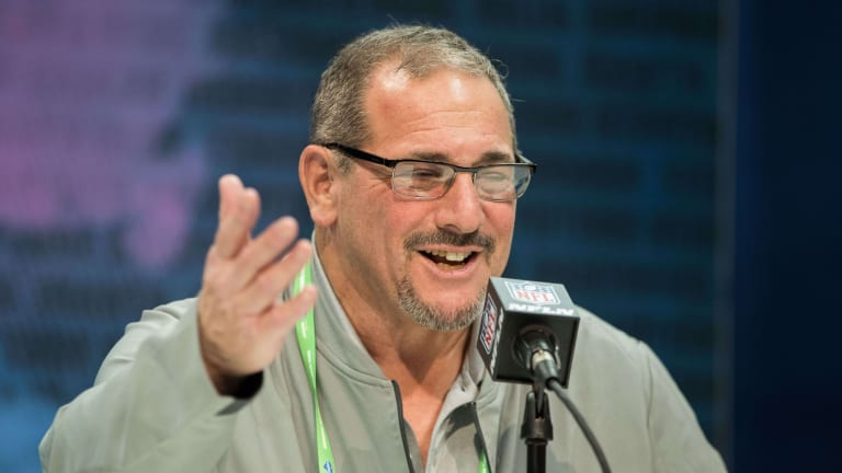 What the Experts Said About the Giants Draft