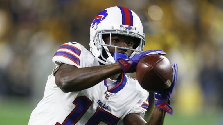 With WR Depth Shown At Combine, Will Bills Wait?