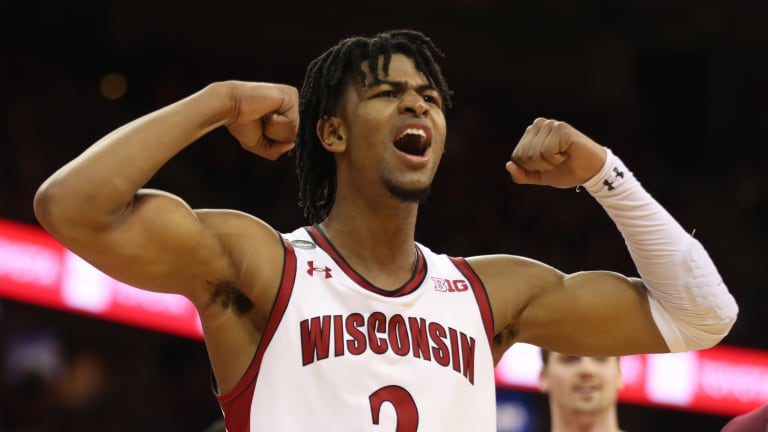 Wisconsin Seeded Highly in Latest ESPN Bracketology Release