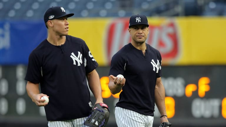 Yankees' Aaron Judge and Giancarlo Stanton Will Likely Miss Opening Day