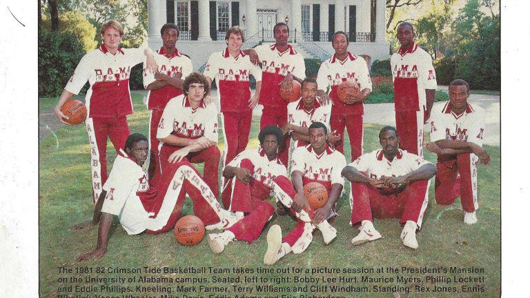 Throwback Thursday: Alabama's 1982 SEC Tournament Championship