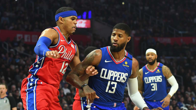 Injuries Won't Affect Tobias Harris' Thought Process Moving Forward
