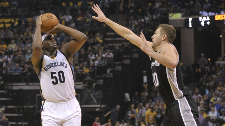 A Halfcourt Basketball League? Let The Domination Begin For Former Memphis Grizzlies Legend Zach Randolph In The Big 3
