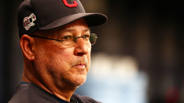 Indians Manager Terry Francona Reveals To Reporters He Has a Staph Infection In Left Big Toe