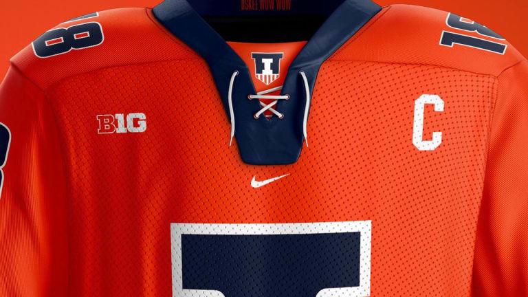"Illinois AD Josh Whitman Says ""good news"" On Hockey Program Is Coming Soon"