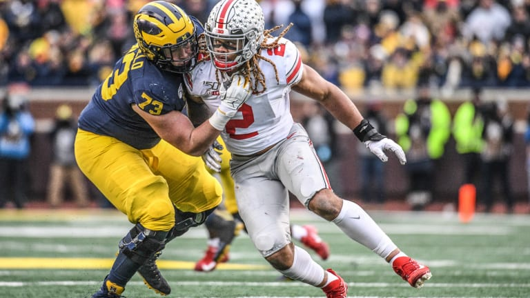 Four Wolverines Popping Up On Draft Boards