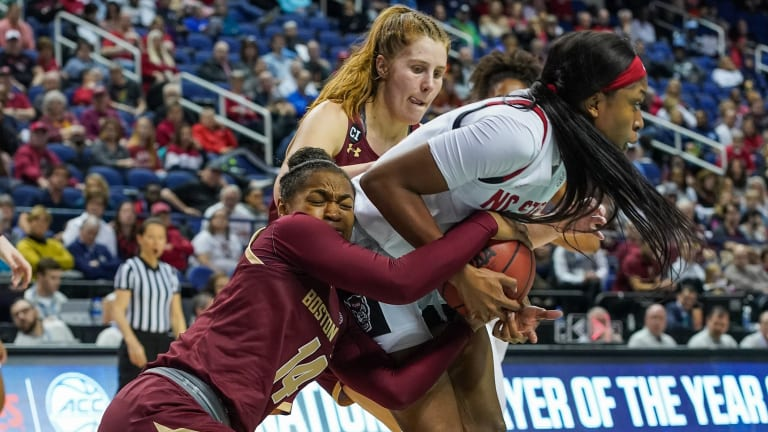 State Women One Step Away From History