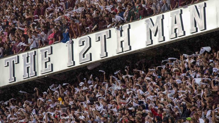 Texas A&M To Restrict Access To On-Campus Events Through March