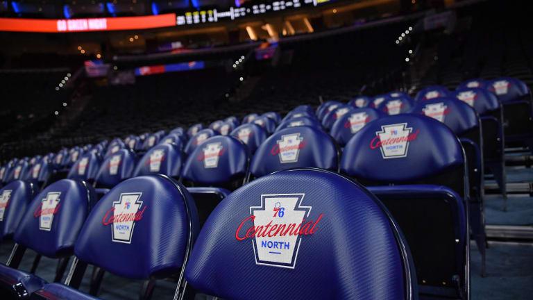 Sixers' Josh Harris Plans to Take Care of Arena Workers During NBA Hiatus