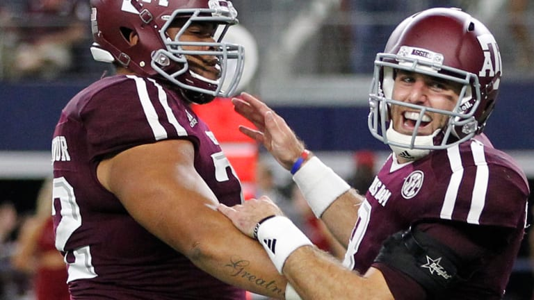 Former Aggie Receives Deal With New England Patriots