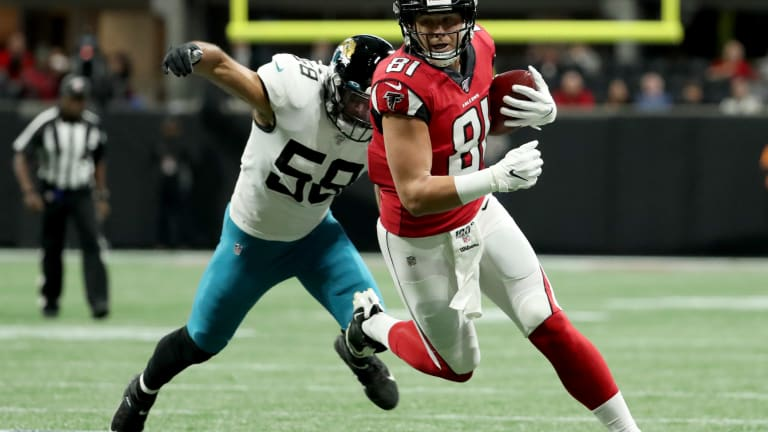 Report: Browns to make Hooper NFL's highest paid tight end