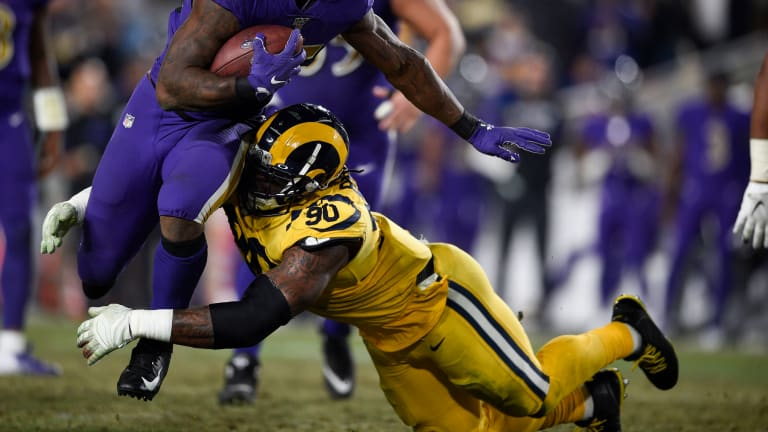 Brockers Deal with Ravens Could Be in Jeopardy