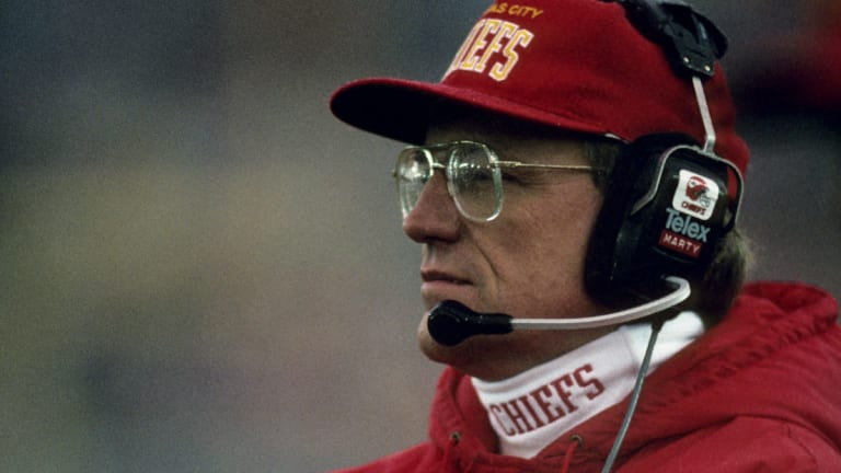State Your Case: Marty Schottenheimer deserves a HOF look