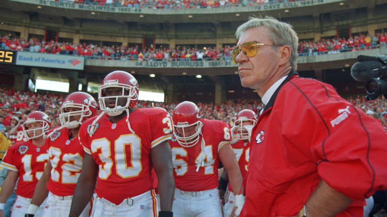 """Remembering Gunther Cunningham: """"A guy who lived and died coaching"""""""
