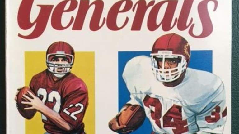 Happy anniversary to the USFL and the Kansas City Chiefs