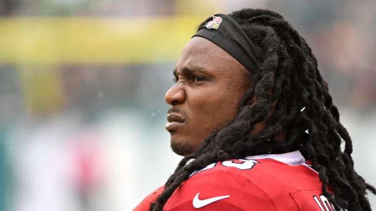 Chris Johnson: Super Bowls shouldn't be determining factors for Hall candidates