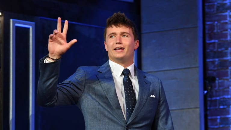 """Why """"confidence"""" is the trait that Denver rookie Drew Lock values most in QBs"""