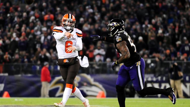 """Charley Casserly on AFC North: Why """"Cleveland's going to be hard to beat"""""""