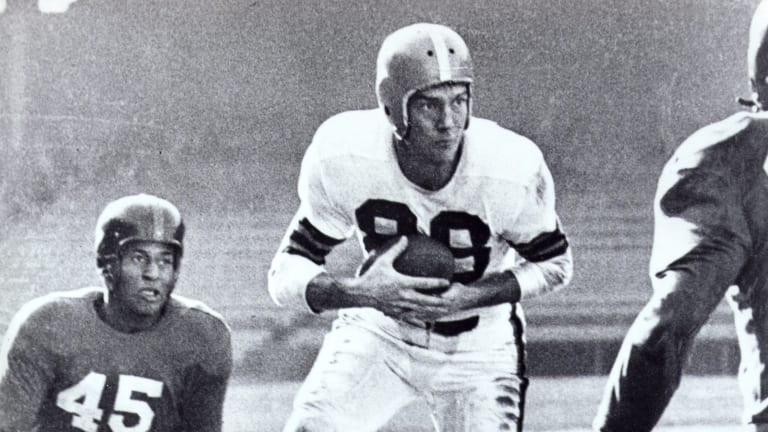 Countdown to Canton: Why Mac Speedie should be inducted with Centennial Class