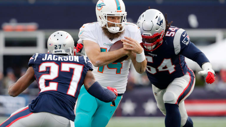 Judgements XVII, New Year's Edition: Why Patriots' loss is bigger than one game