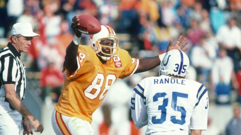 Who is the best Buccaneer not in the Hall of Fame?