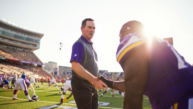Judgements: With no Peterson, Vikes' defense flexes its muscle