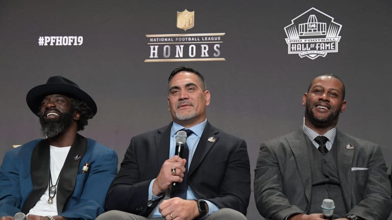 Kevin Mawae: This is the hardest part of waiting for the Hall to call your name