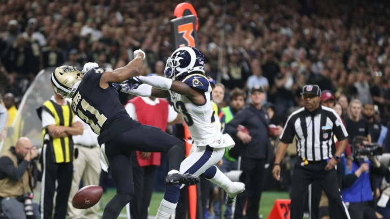 """Blandino: Why the Rams-Saints replay rule has the NFL on a """"slippery slope"""""""