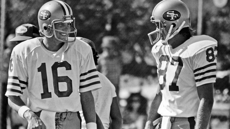 Brady or Montana? We asked Dwight Clark for a comparison