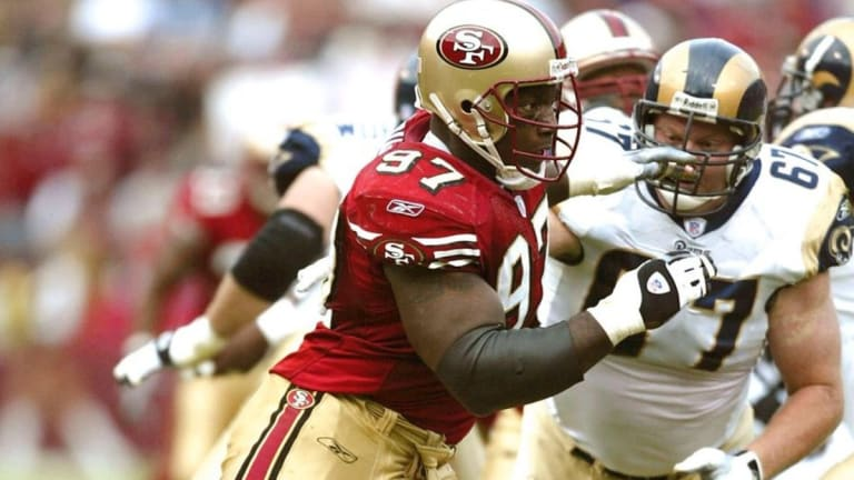 """Bryant Young: Hall-of-Fame snub """"makes you wonder"""""""