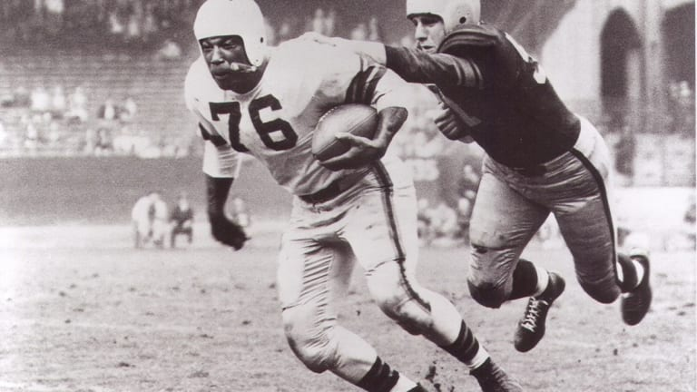 Remembering four pioneers who broke the NFL's color barrier