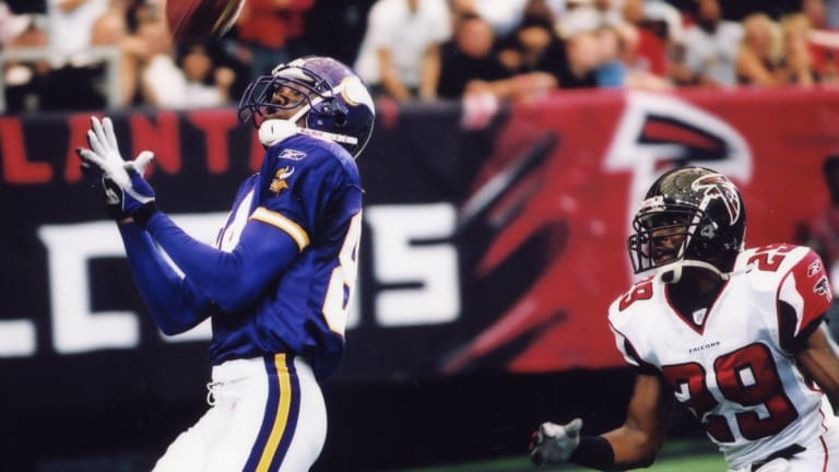 Five memorable moments from the HOF career of Randy Moss