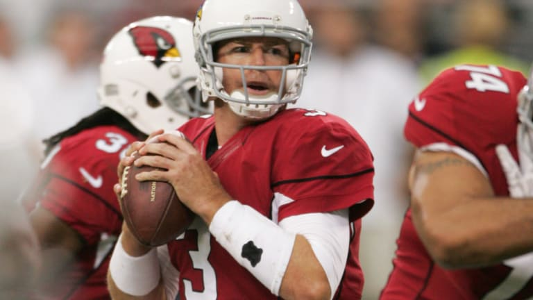"""Carson Palmer: Why leaving USC early was """"never on my radar"""""""